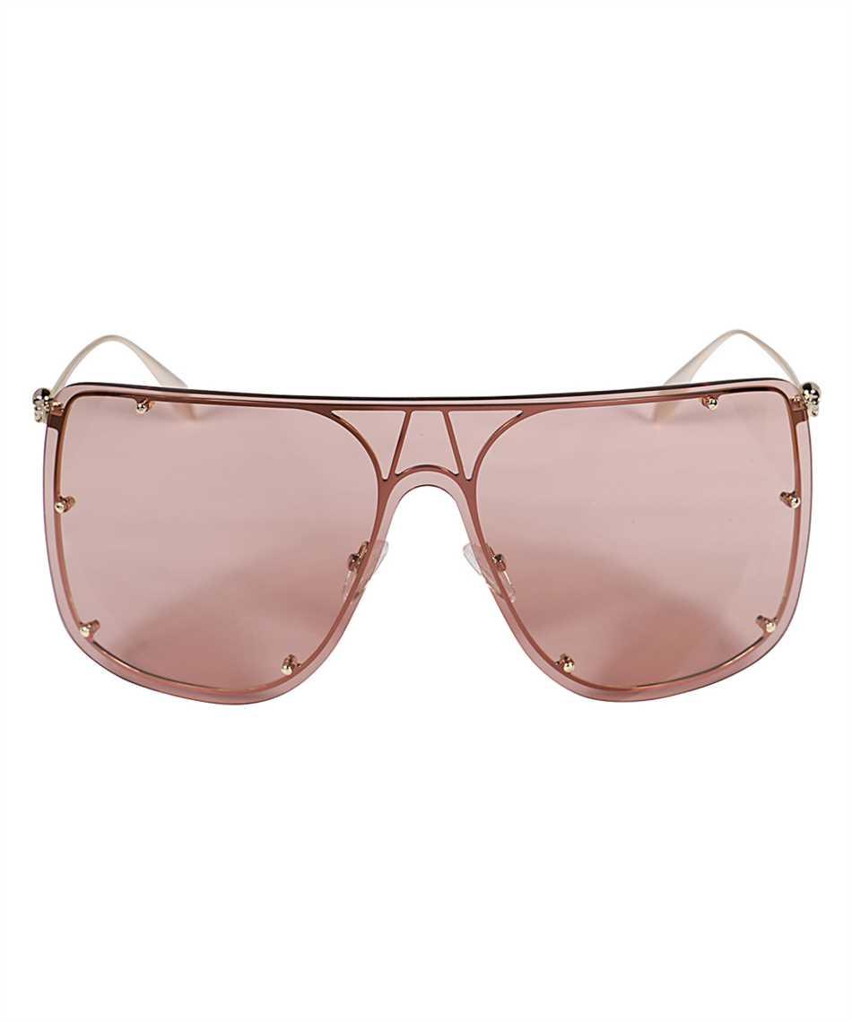 Alexander McQueen 649846 I3330 SKULL MASK Sunglasses 1