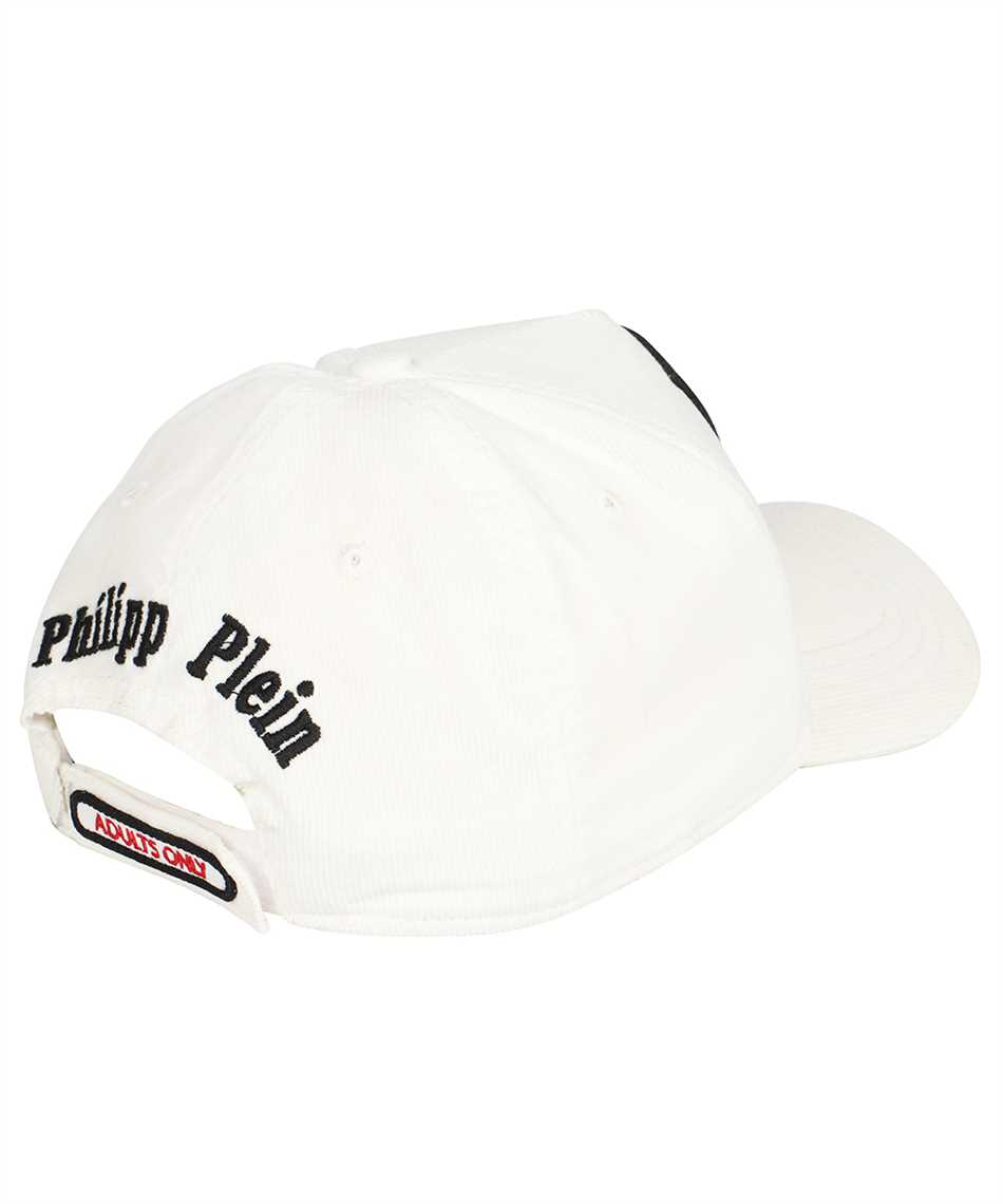 Philipp Plein AAAA UAC 0202 PTE003N BASEBALL Hats 2