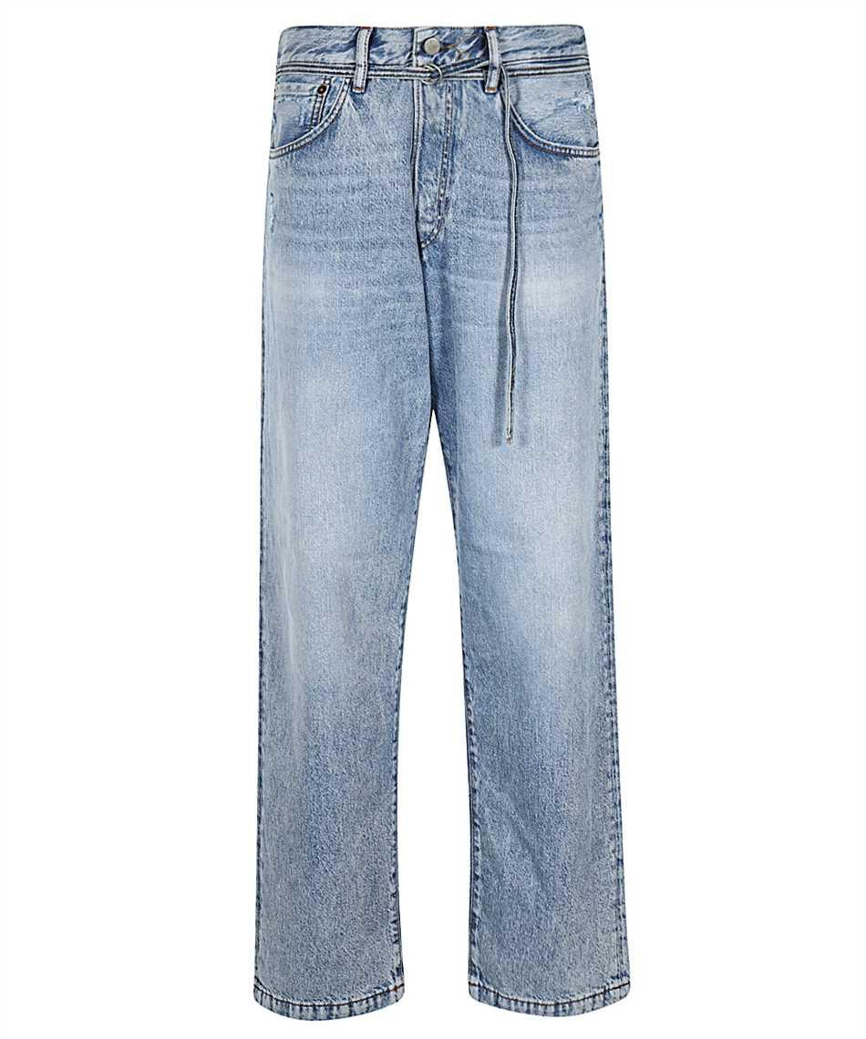 Acne Acne Studios 1991 Toj Light Blue Trash Jeans 1