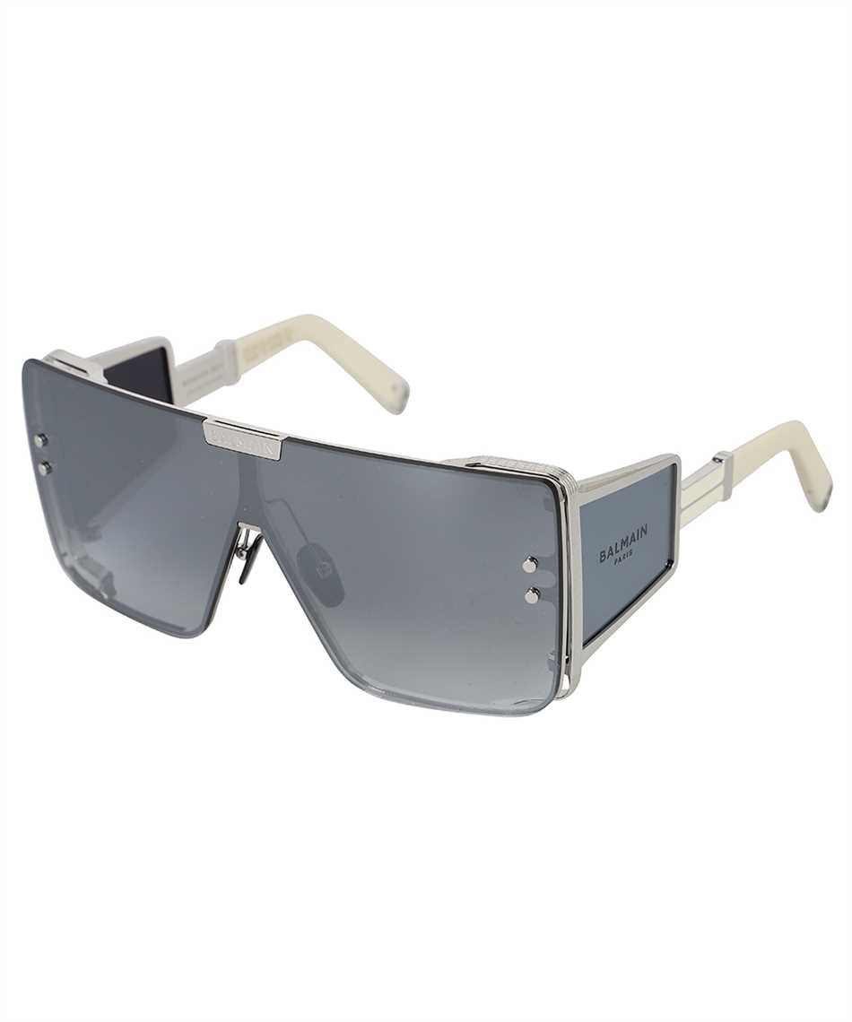 Balmain BPS-102F SHIELD-SHAPED WONDER BOY Sonnenbrille 2