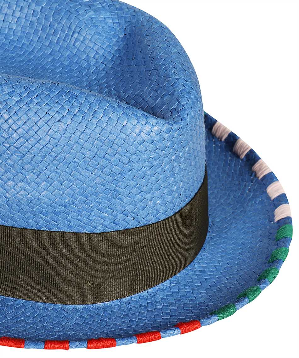 Paul Smith M1A 239F AH547 TRILBY Hat 3