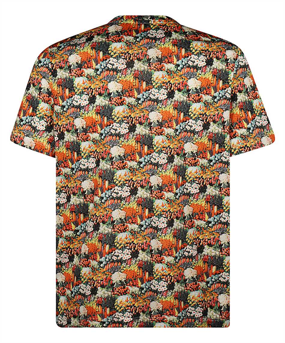 Paul Smith M1R 202U SEED PACKET PRINT T-Shirt 2