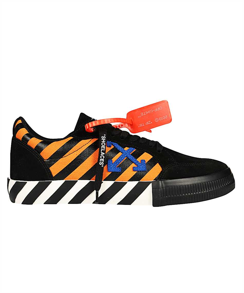 Off-White OMIA085R20C21018 LOW VULCANIZED Sneakers 1