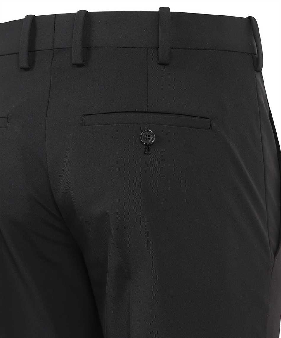 Neil Barrett PBPA488 Q012 TRAVEL SLIM REGULAR RISE Pantalone 3