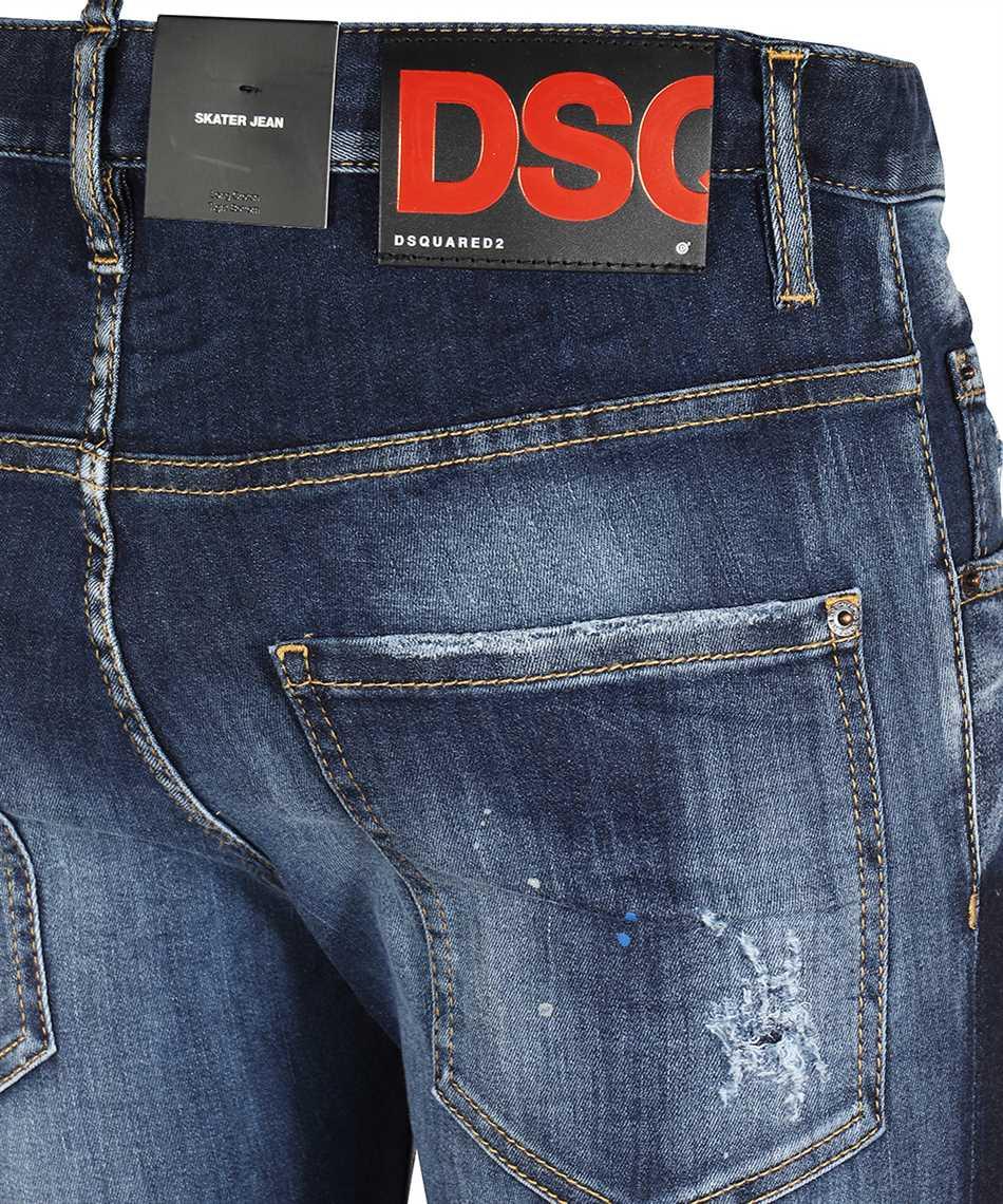 Dsquared2 S71LB0838 S30708 SKATER Jeans 3