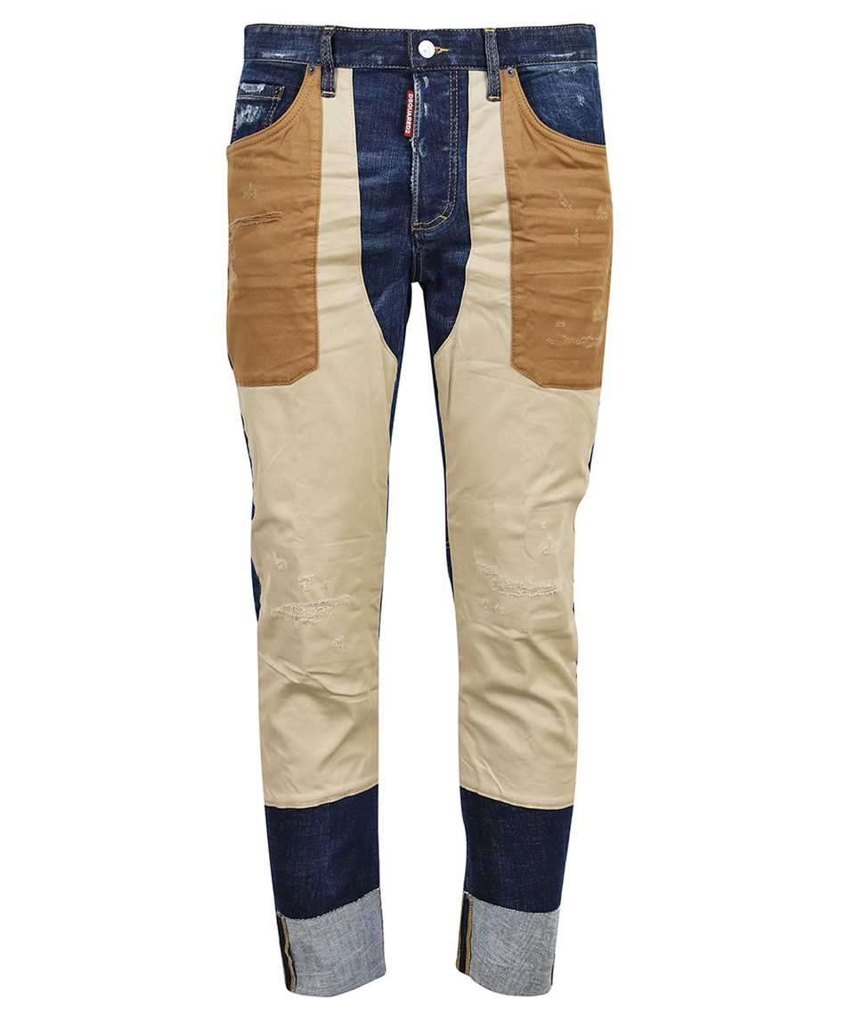 Dsquared2 S74LB0950 S30342 DARK EASY WASH SAILOR Jeans 1