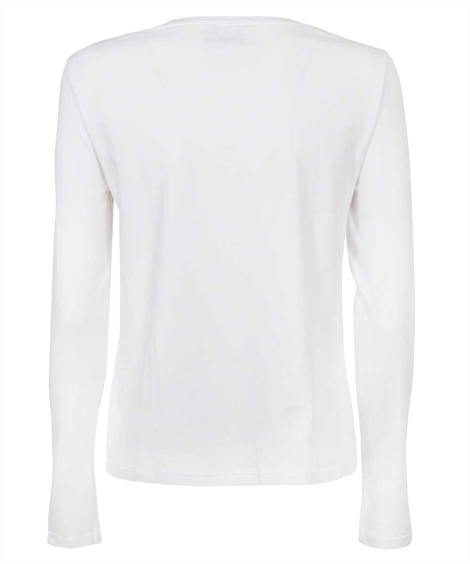 EA7 3KTT33 TJ28Z GOLD LOGO T-Shirt 2