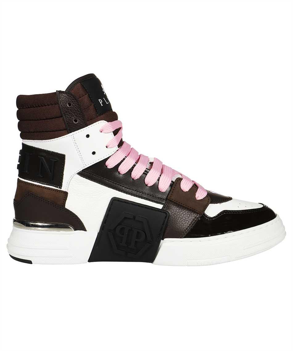 Philipp Plein AAAS MSC 3313 PLE010N PHANTOM KICK HIT TOP Sneakers 1