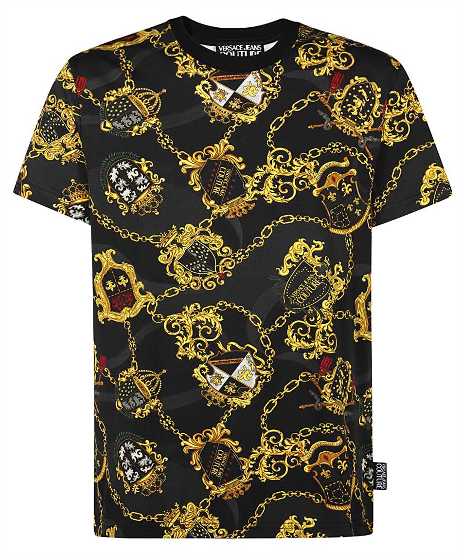 Versace Jeans Couture B3GZB7S0 S0930 T-shirt 1