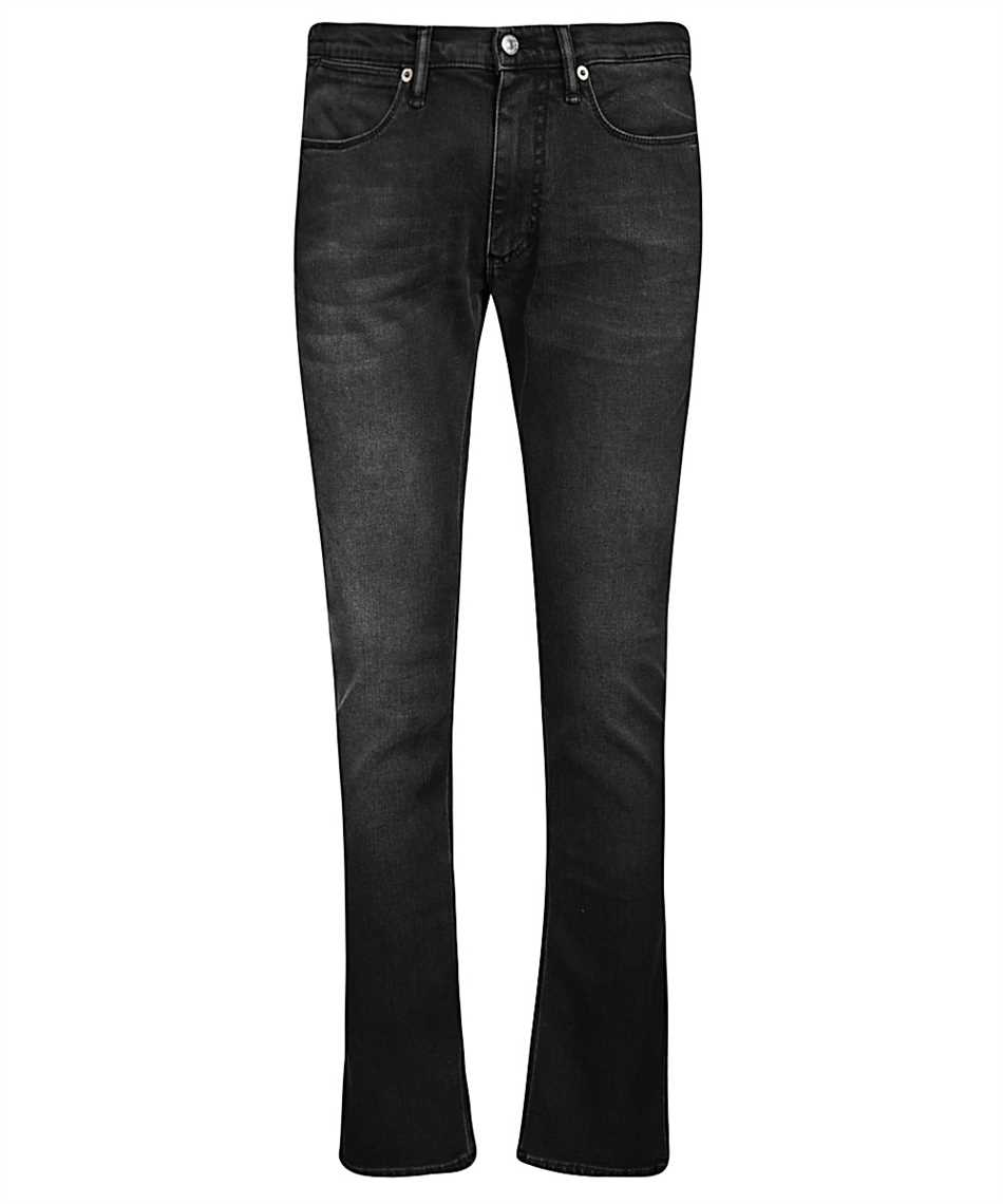 Acne Max Used Blk SLIM Jeans 1