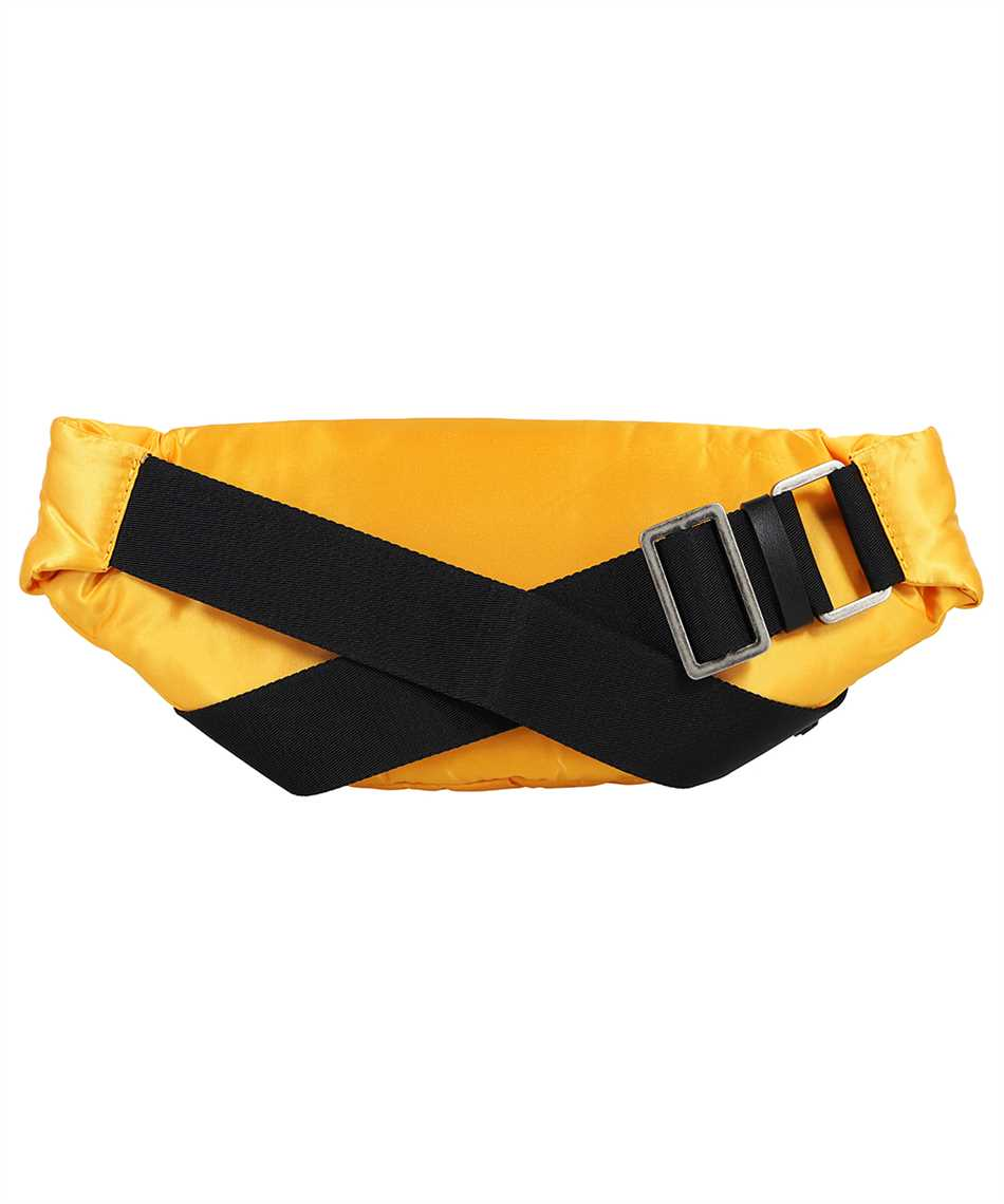 Palm Angels PMNO004F21LEA001 CURVED LOGO Belt bag 2