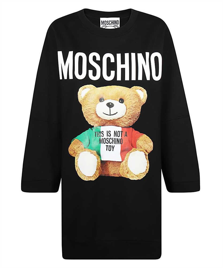 Moschino V0415 527 ITALIAN TEDDY BEAR Kleid 1