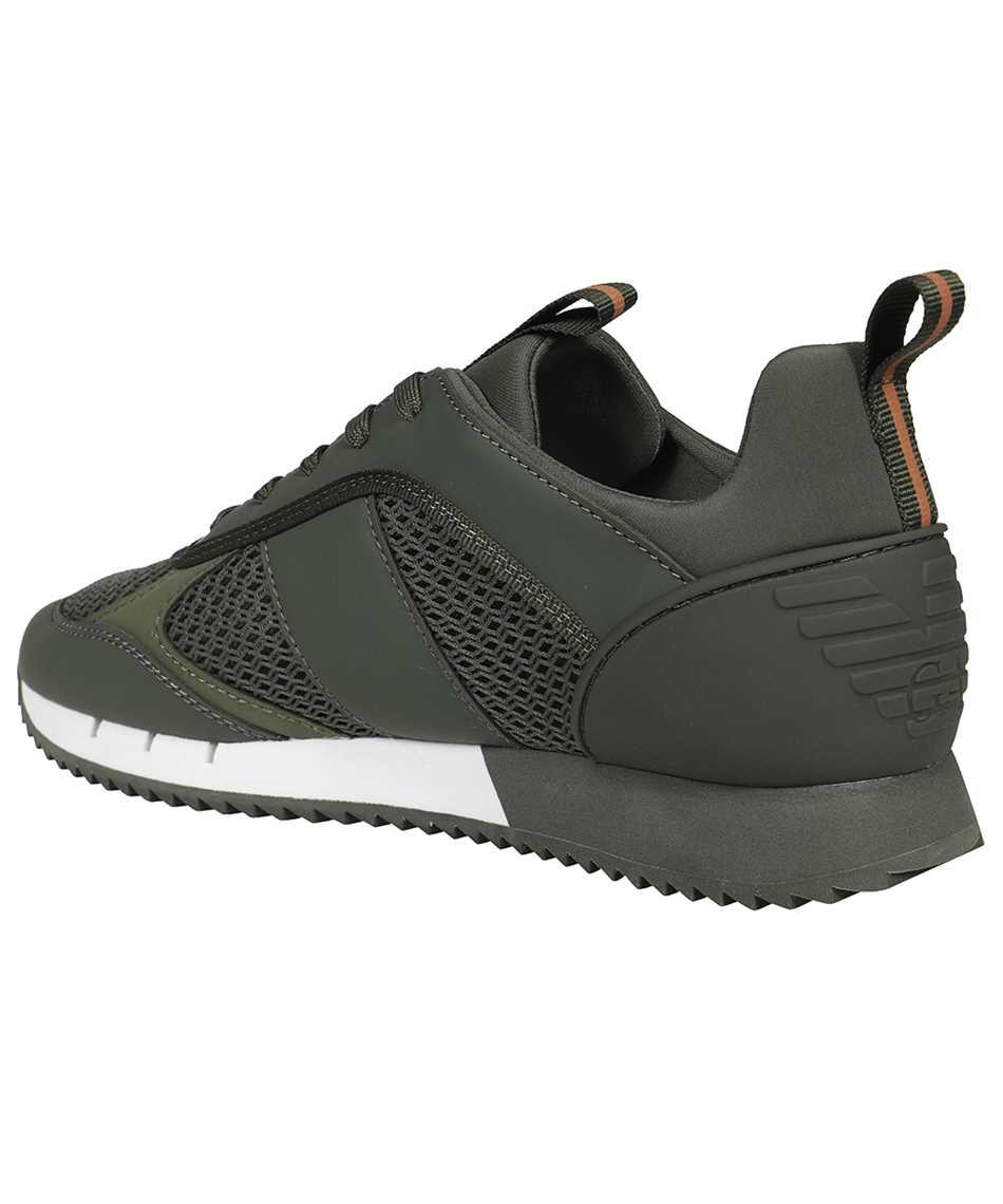 EA7 X8X027 XK050 UNISEX WOVEN Sneakers 3