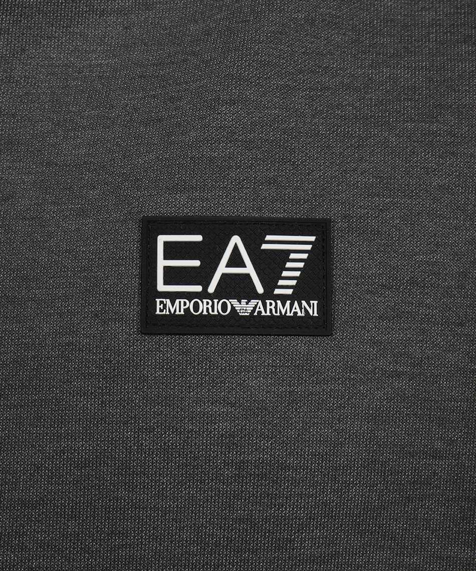 EA7 3KPM12 PJF3Z Kapuzen-Sweatshirt 3