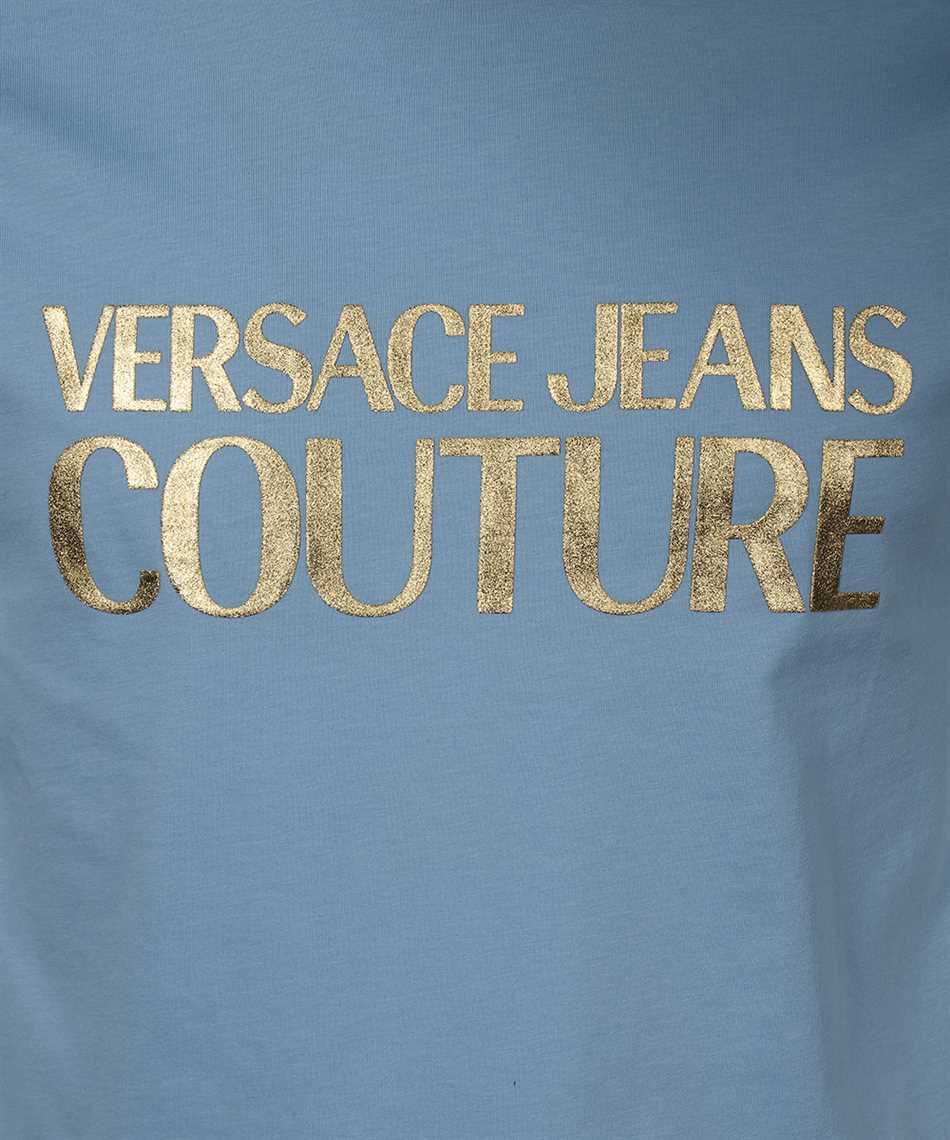 Versace Jeans Couture B3GWA7TB 30319 SLIM LOGO T-shirt 3
