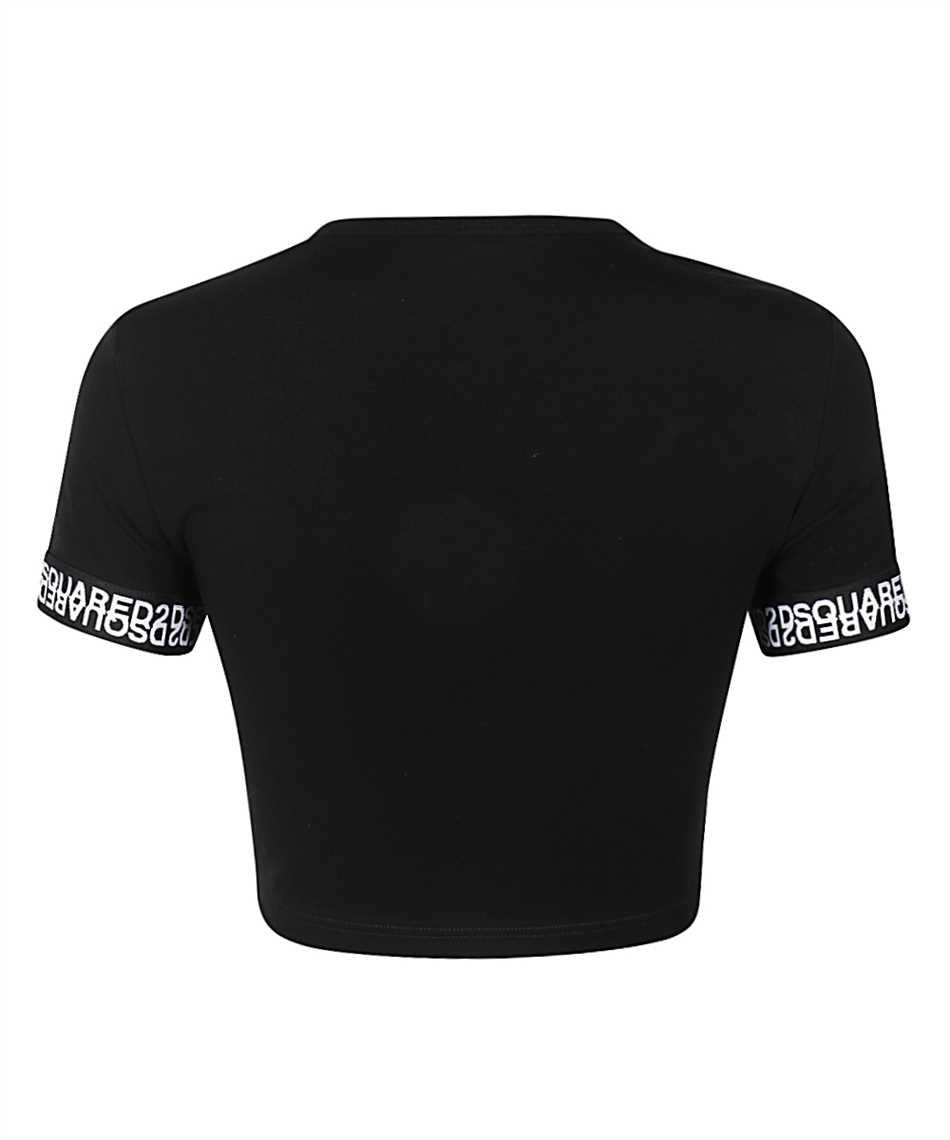 Dsquared2 D8M252950 CROPPED T-Shirt 2
