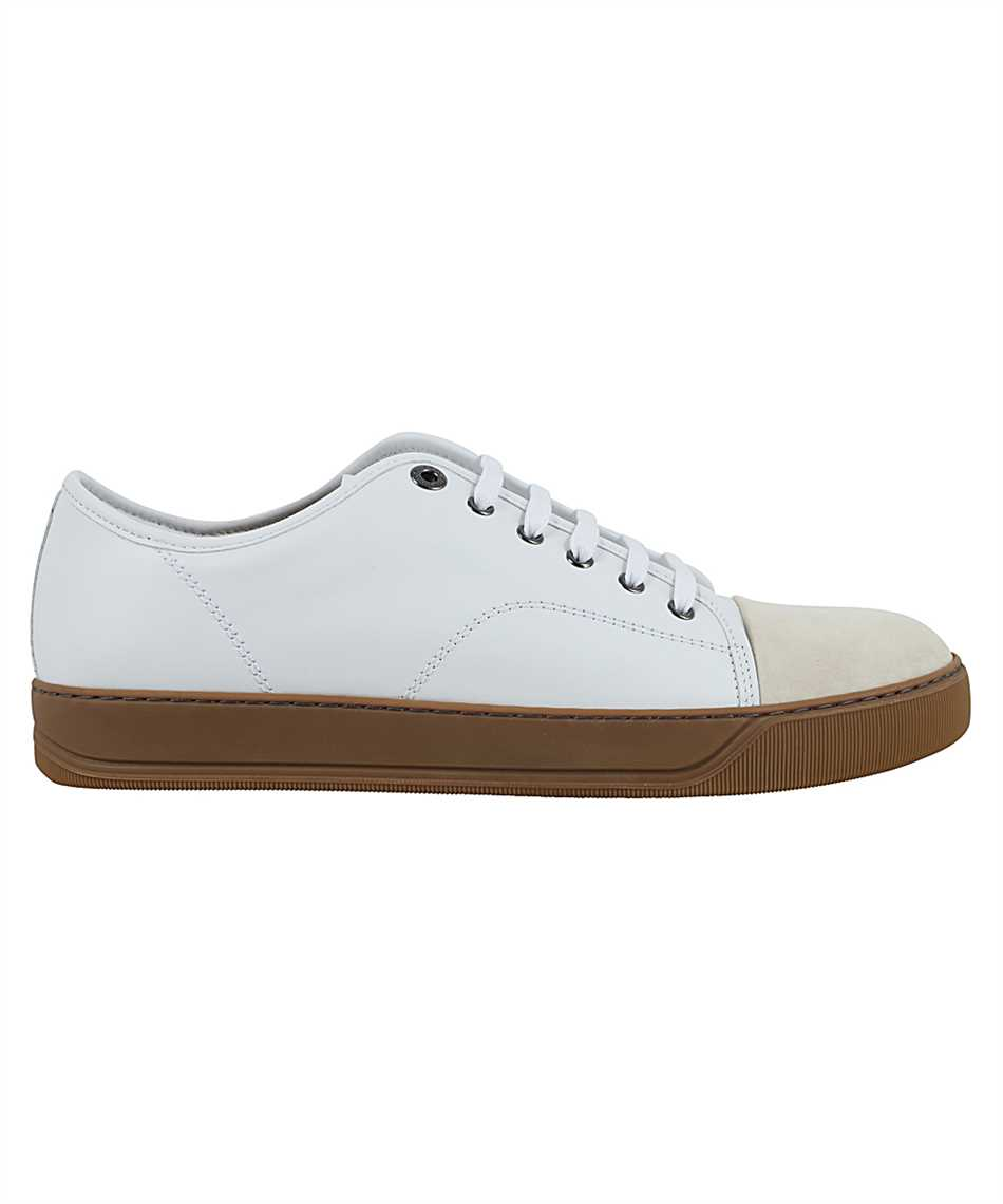Lanvin FM SKDBB1 NAVE H20 DBB1 SUEDE AND LEATHER Sneakers 1
