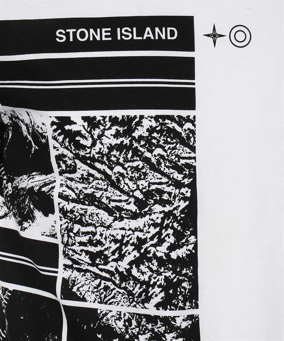 Stone Island 2NS87 MURAL PART 3 T-shirt 3
