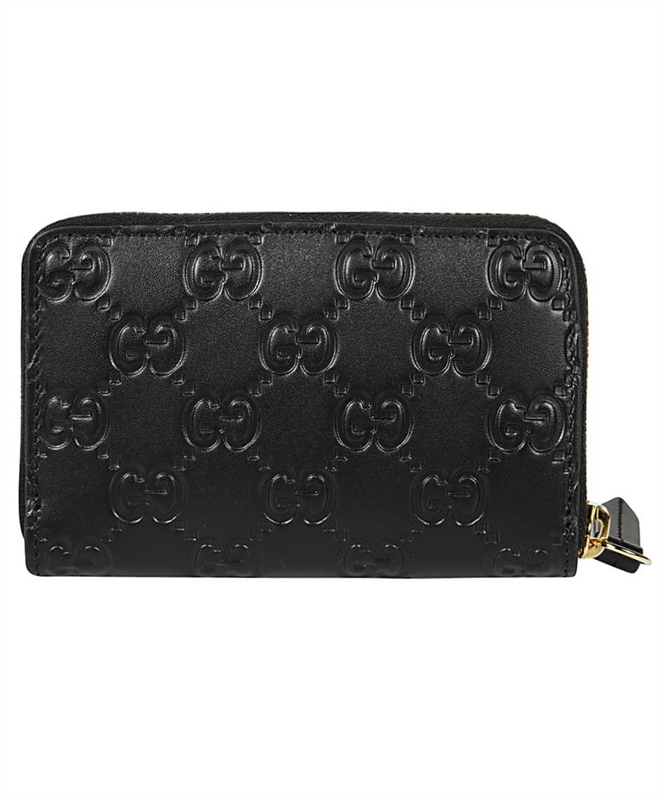 Gucci 447939 CWC1G SIGNATURE Card holder 2