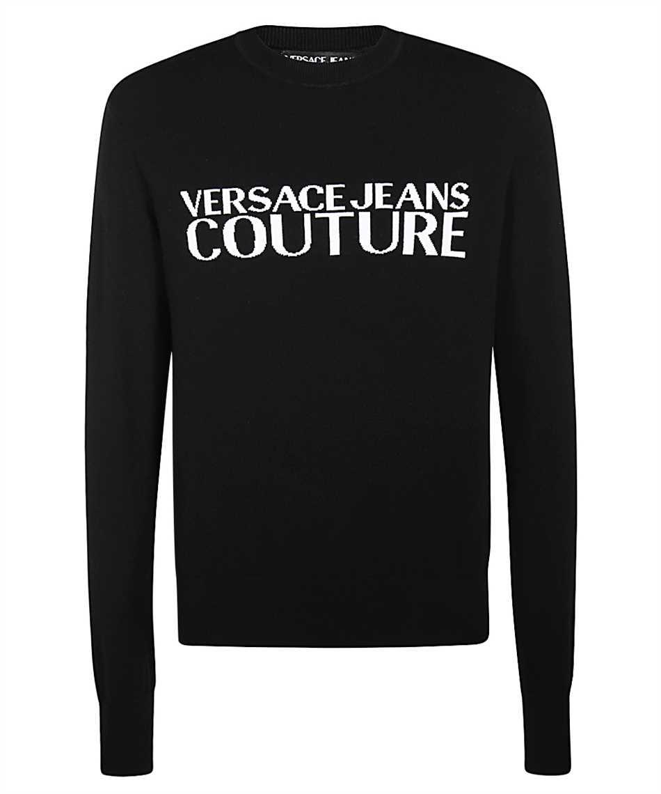 Versace Jeans Couture B5GZB802 50248 LOGO Strick 1