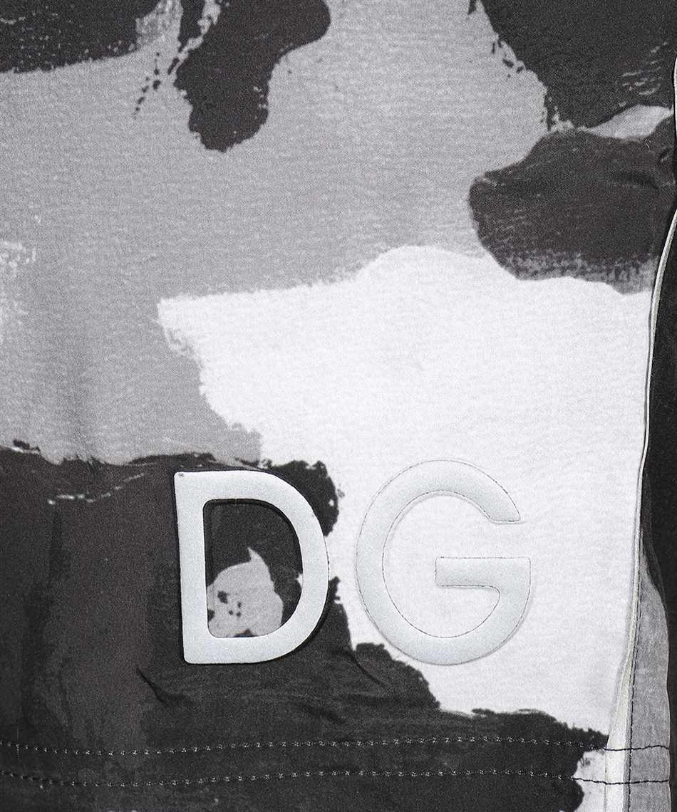Dolce & Gabbana M4B16T HSMND CAMOUFLAGE PRINT Costume da bagno 3