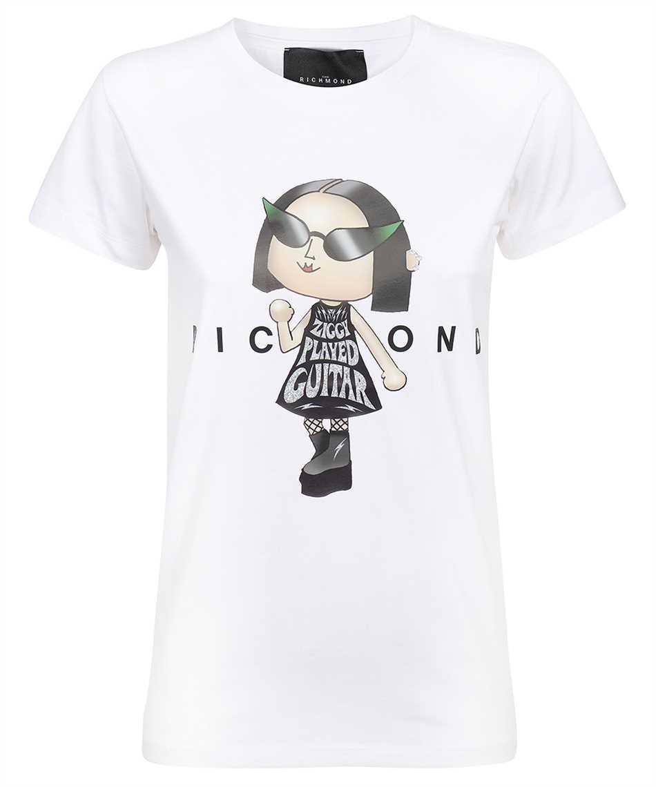 John Richmond RWP21212 PRINT T-shirt 1