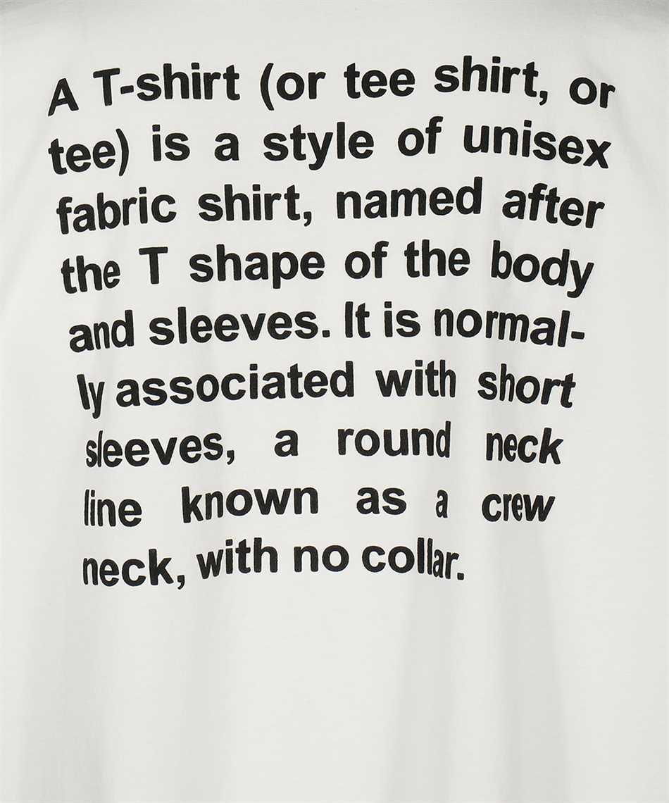 Vetements UE51TR300W DEFINITION T-SHIRT T-Shirt 3