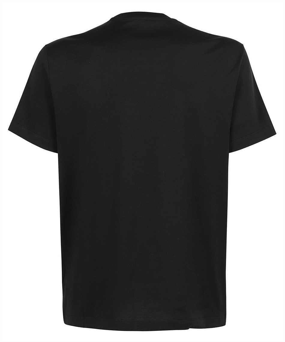 Versace 1001280 1A00915 MEDUSA LOGO EMBROIDERED T-shirt 2
