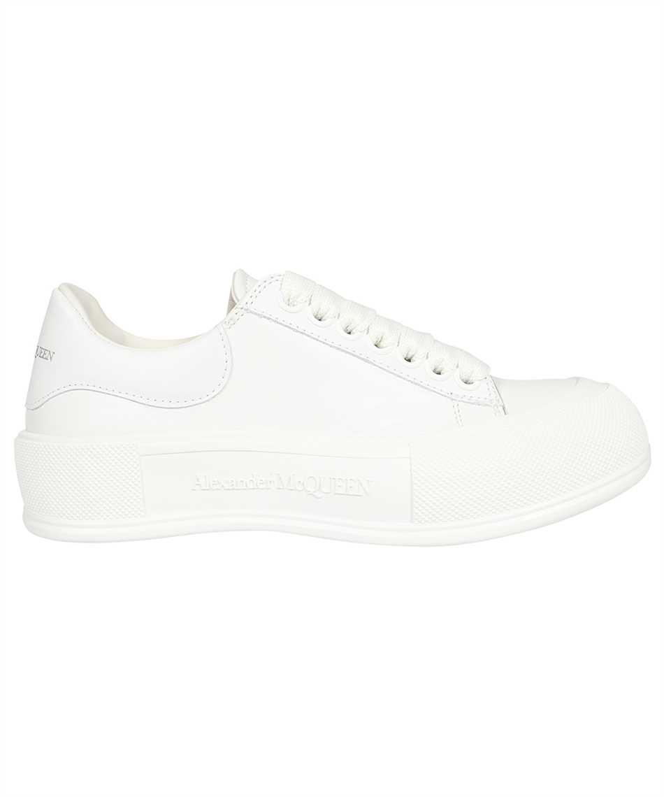 Alexander McQueen 667245 WIAB6 DECK LACE UP Sneakers 1