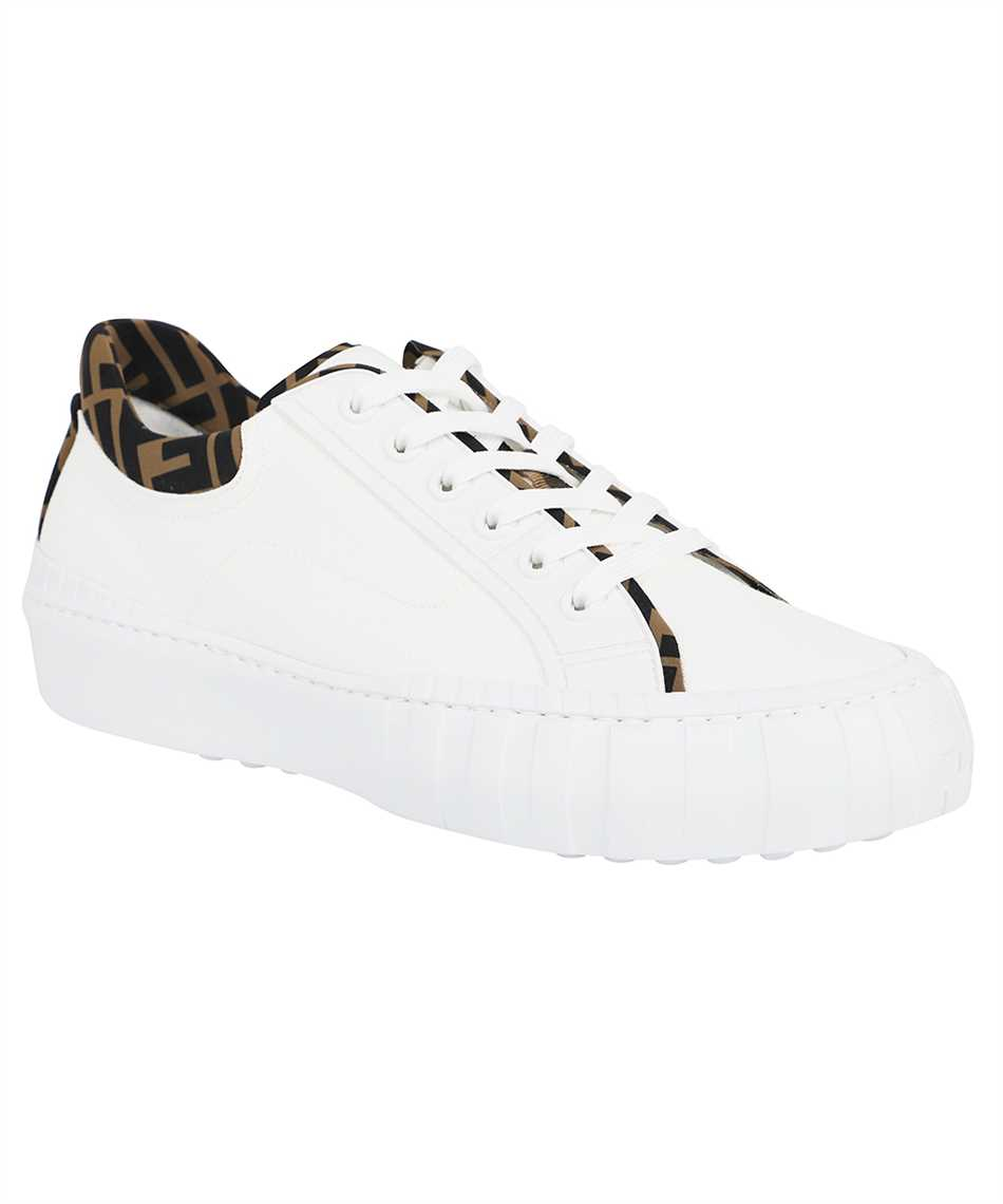 Fendi 7E1414 AF5A FORCE LACE-UP Sneakers 2