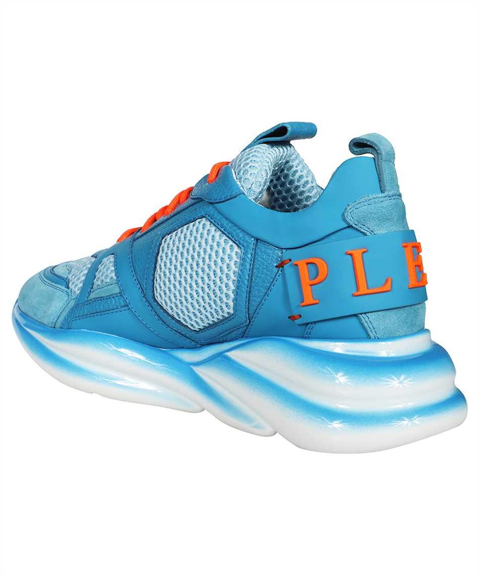 Philipp Plein AAAS MSC 3266 PLE010N RUNNER SKY MIX MATERIALS Sneakers 3