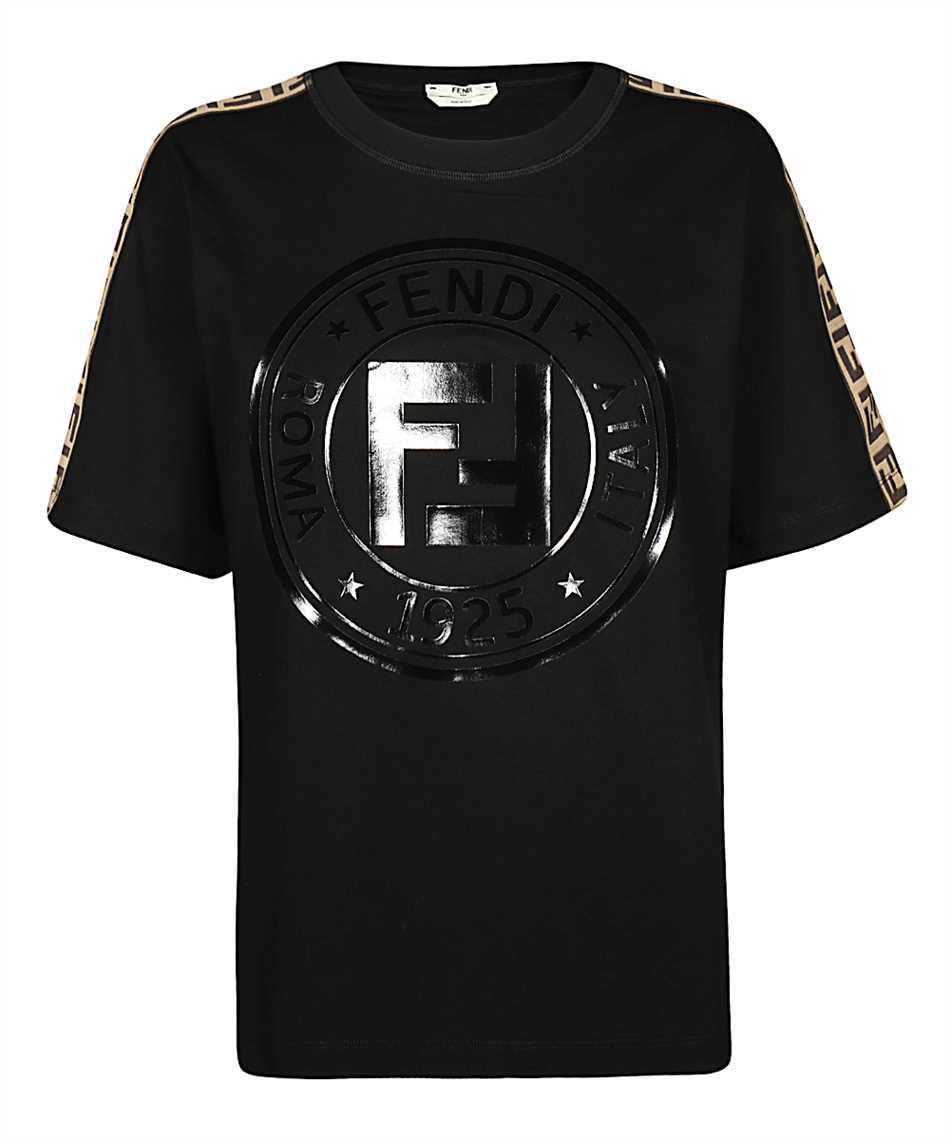 Fendi FAF073 AB4E FENDIRAMA T-shirt 1