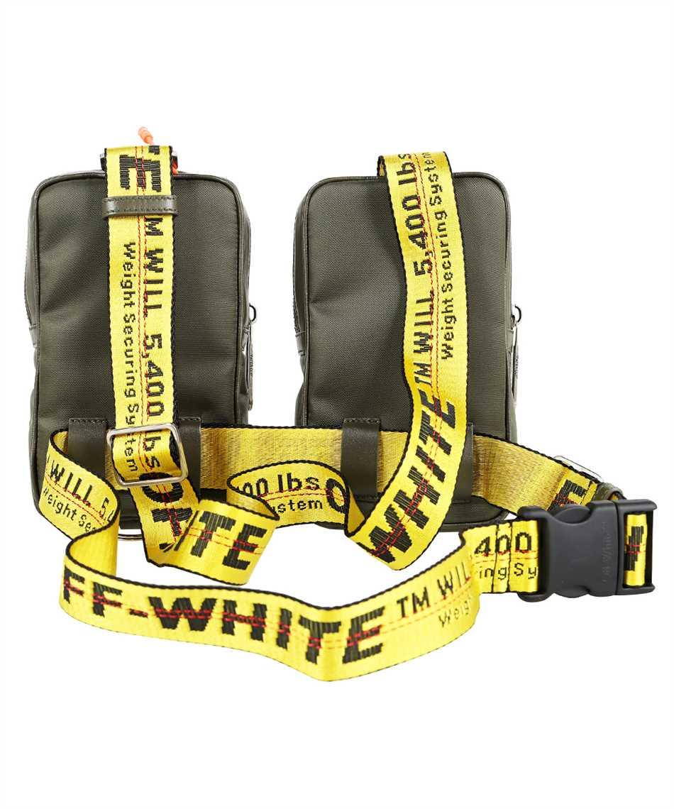 Off-White OMNQ024F21FAB001 INDUSTRIAL NYLON UT BODY Tasche 2