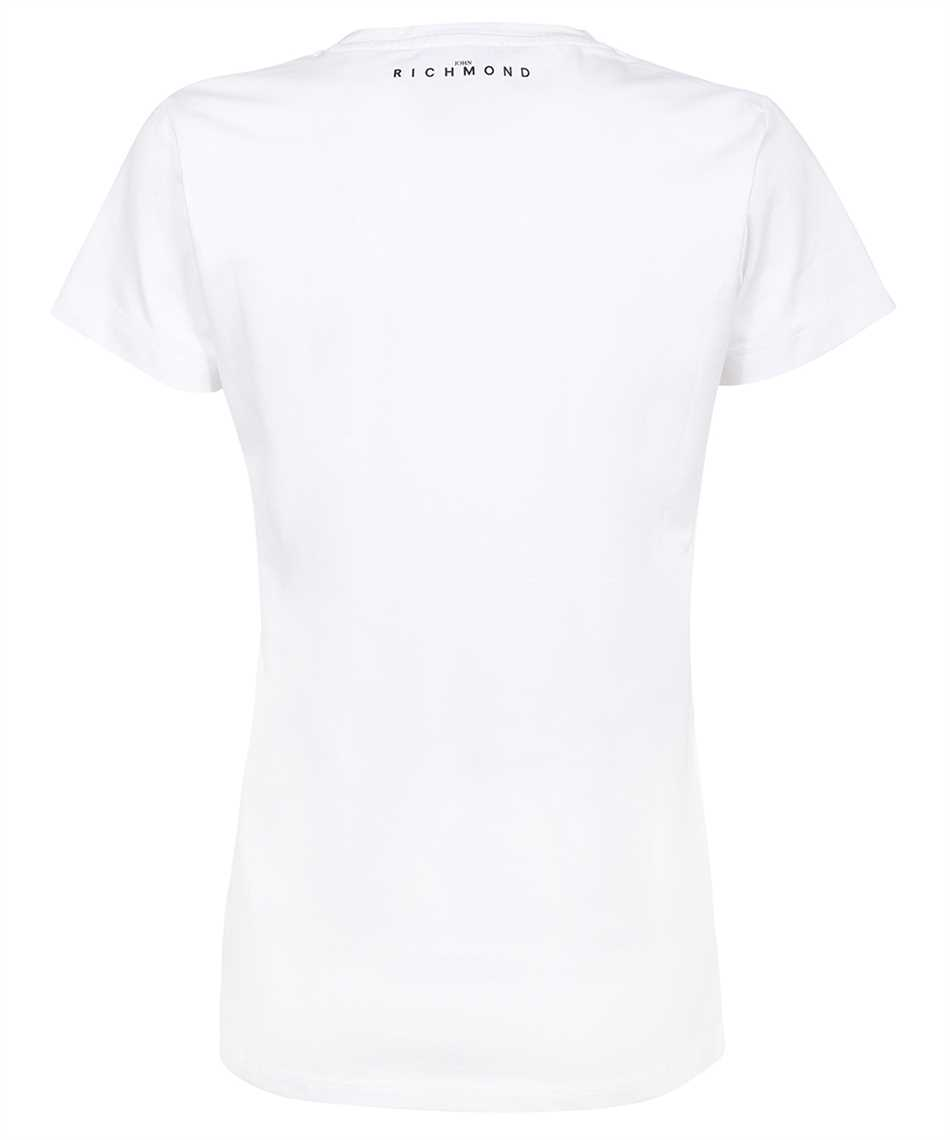 John Richmond RWP21212 PRINT T-Shirt 2