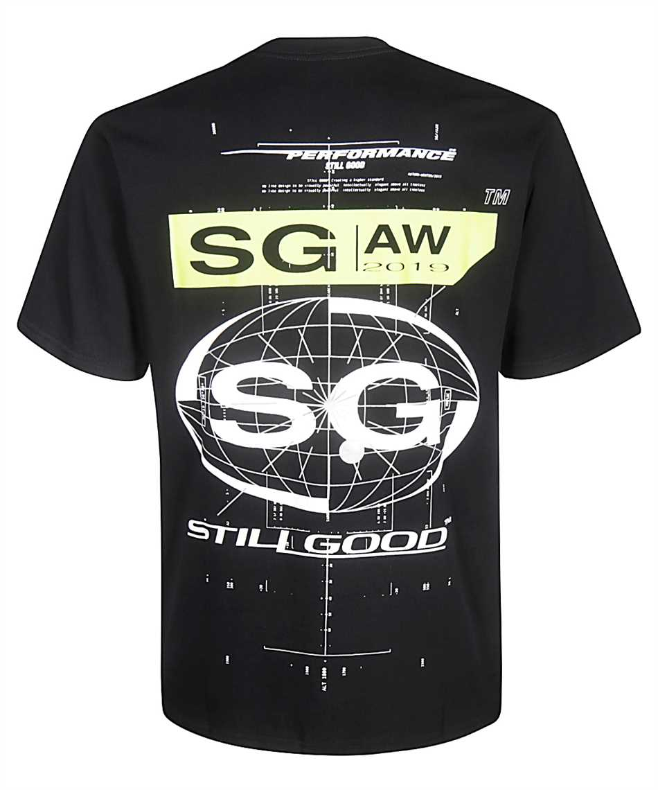 Still Good WORLD SS TEE T-Shirt 2