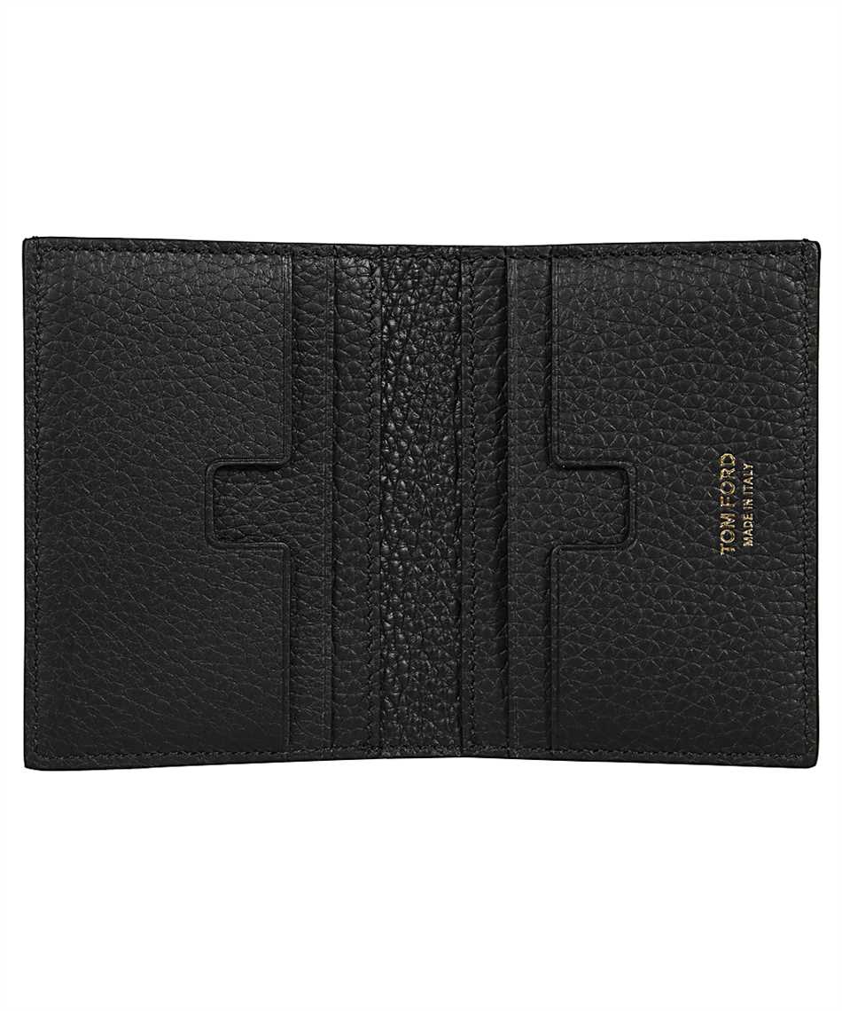 Tom Ford Y0279T LCL035 T LINE Card holder 3