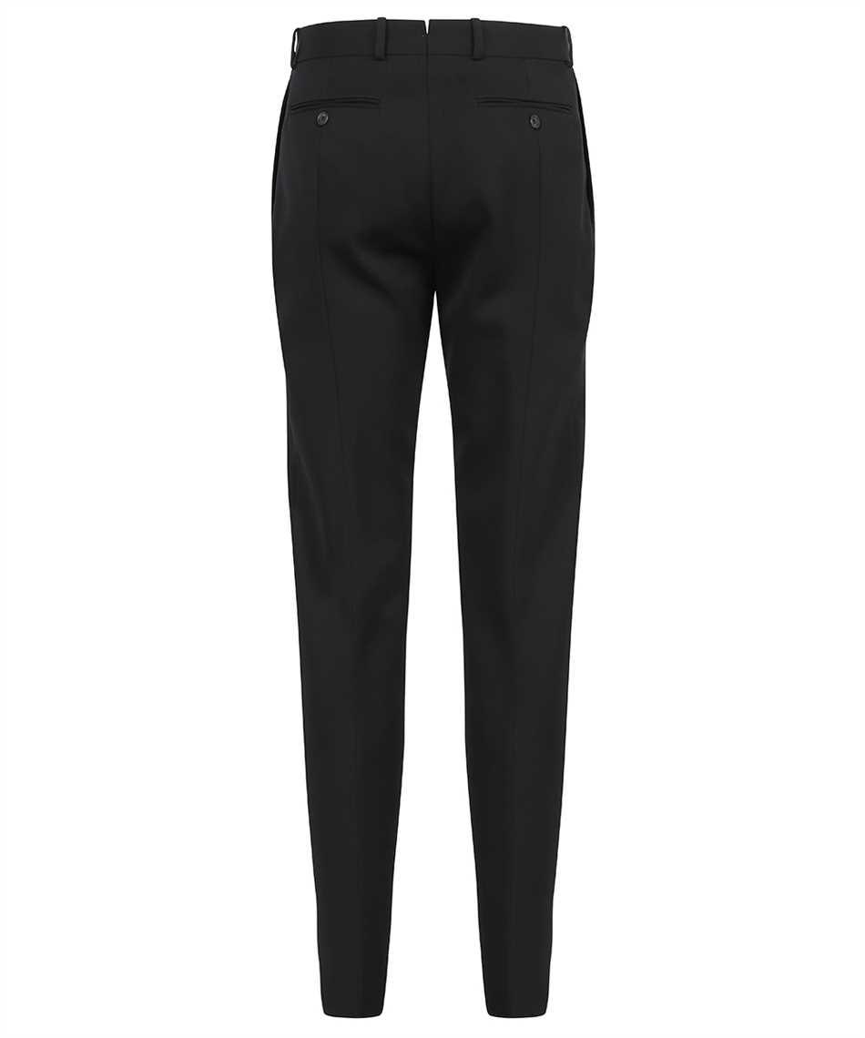 Alexander McQueen 624301 QRV01 CIGARETTE WOOL Trousers 2