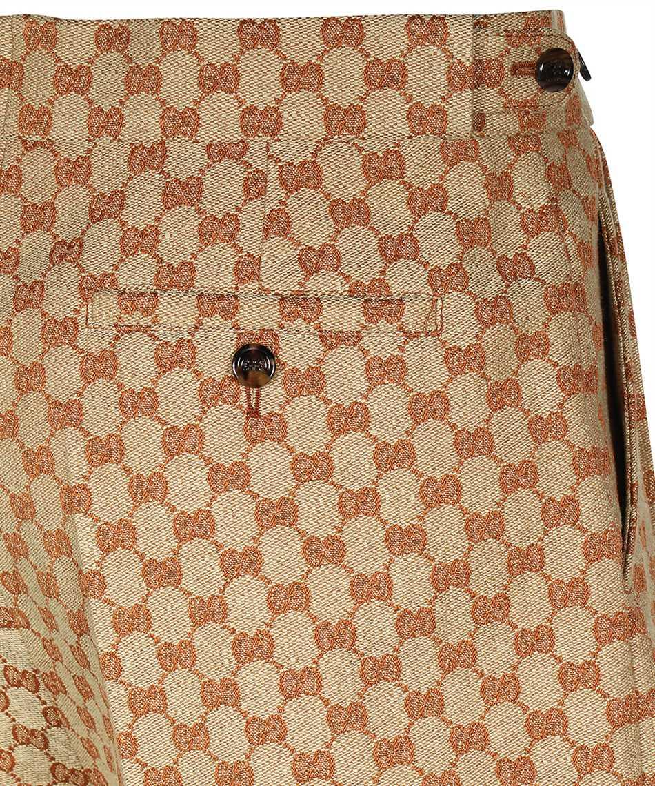 Gucci 661565 Z8AOA GG LINEN CANVAS Shorts 3