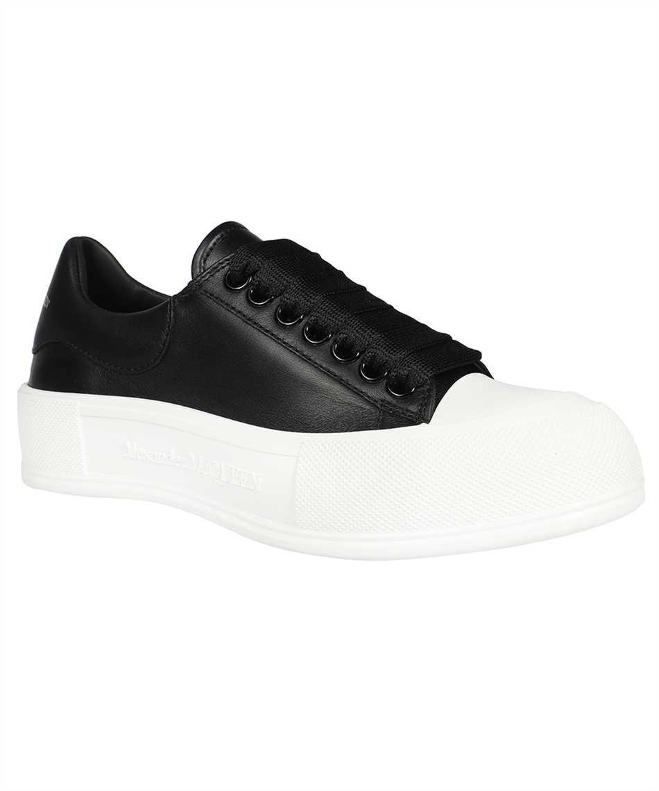 Alexander McQueen 667245 WIAB6 DECK LACE UP Sneakers 2