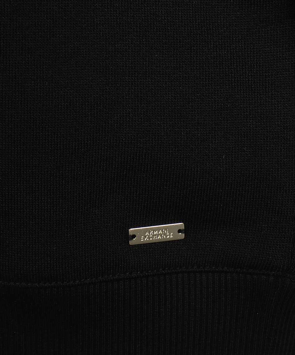 Armani Exchange 6KYM06 YJ5TZ TWO-TONE Kapuzen-Sweatshirt 3