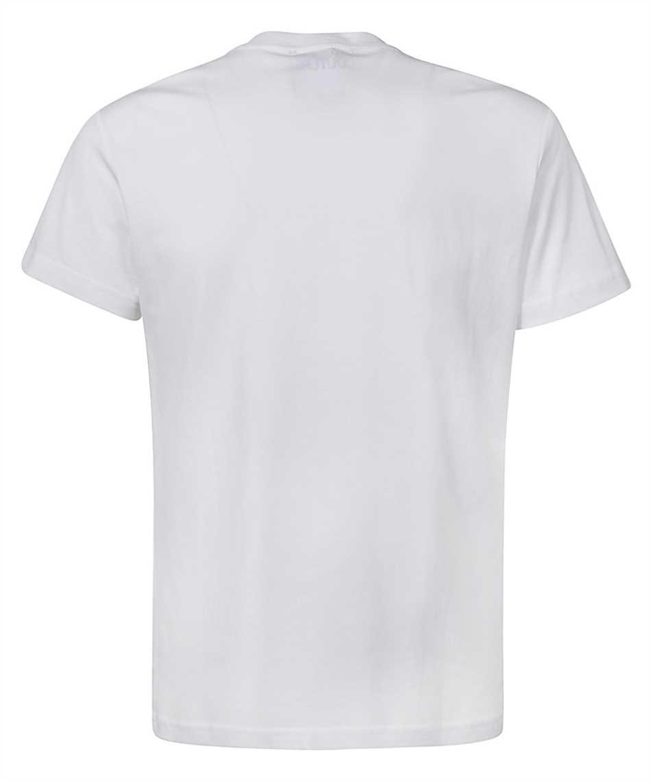 Versace Jeans Couture B3GWA7GB 30382 SLIM LOGO REFLECTIVE T-Shirt 2