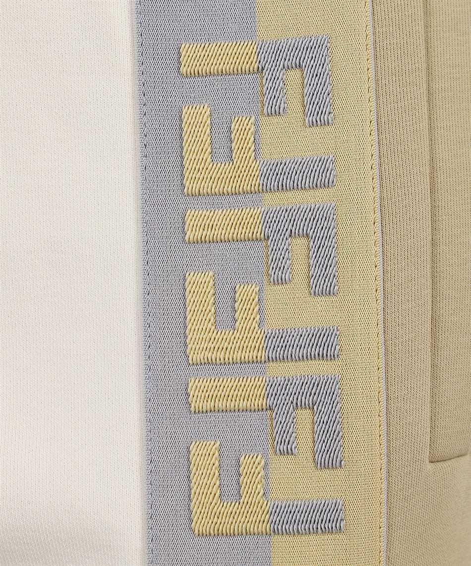Fendi FAB562 A529 JERSEY JOGGING Trousers 3