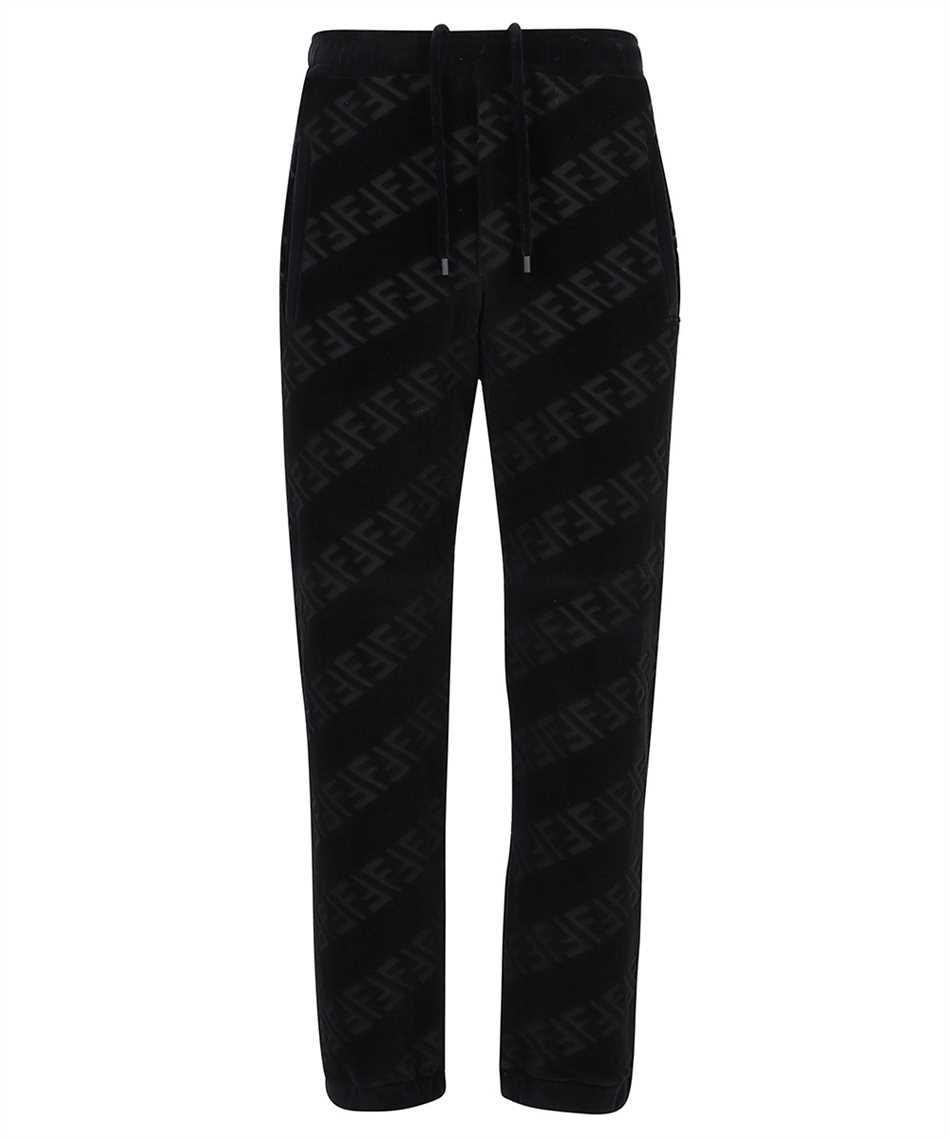 Fendi FB0496 AHCA FF-MOTIF Trousers 1