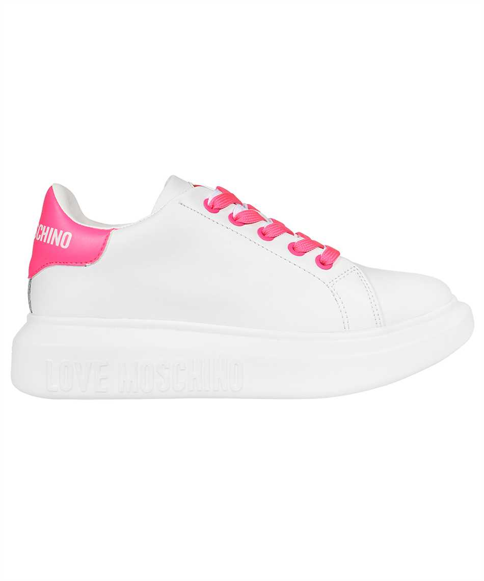 LOVE MOSCHINO JA15284G0CIA RED HEART DETAIL Sneakers 3