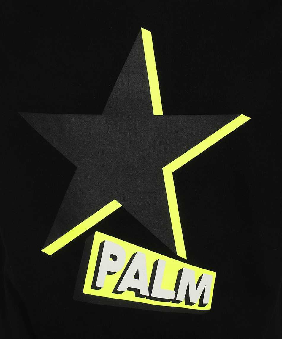 Palm Angels PMAA001F21JER013 ROCKSTAR T-Shirt 3
