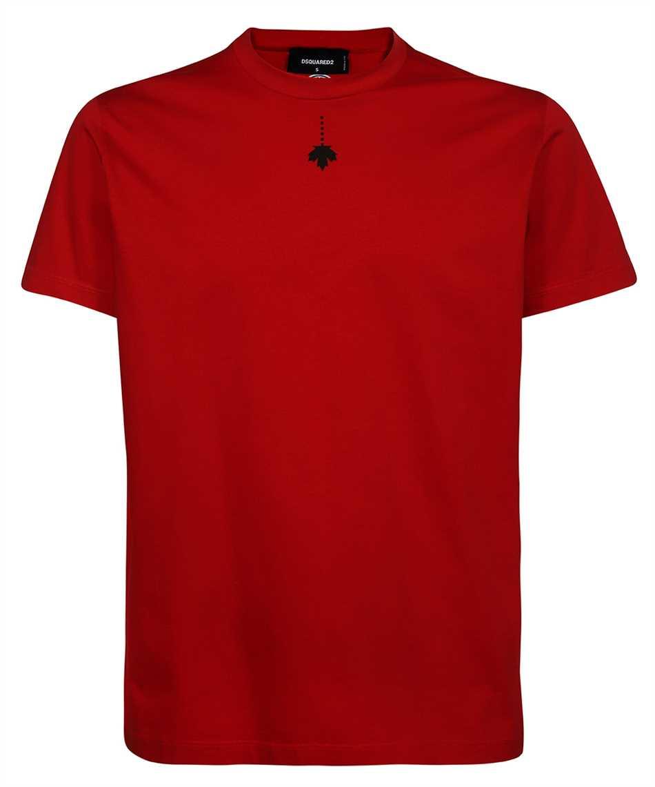 Dsquared2 S71GD1023 S23009 D2 LEAF T-Shirt 1