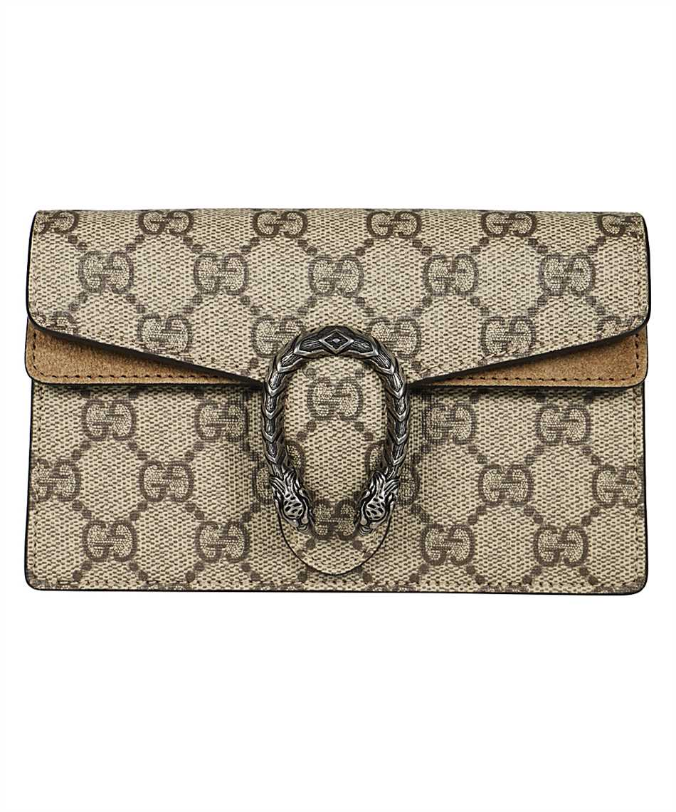 Gucci 476432 KHNRN DYONISUS GG SUPREME SUPER MINI Bag 1