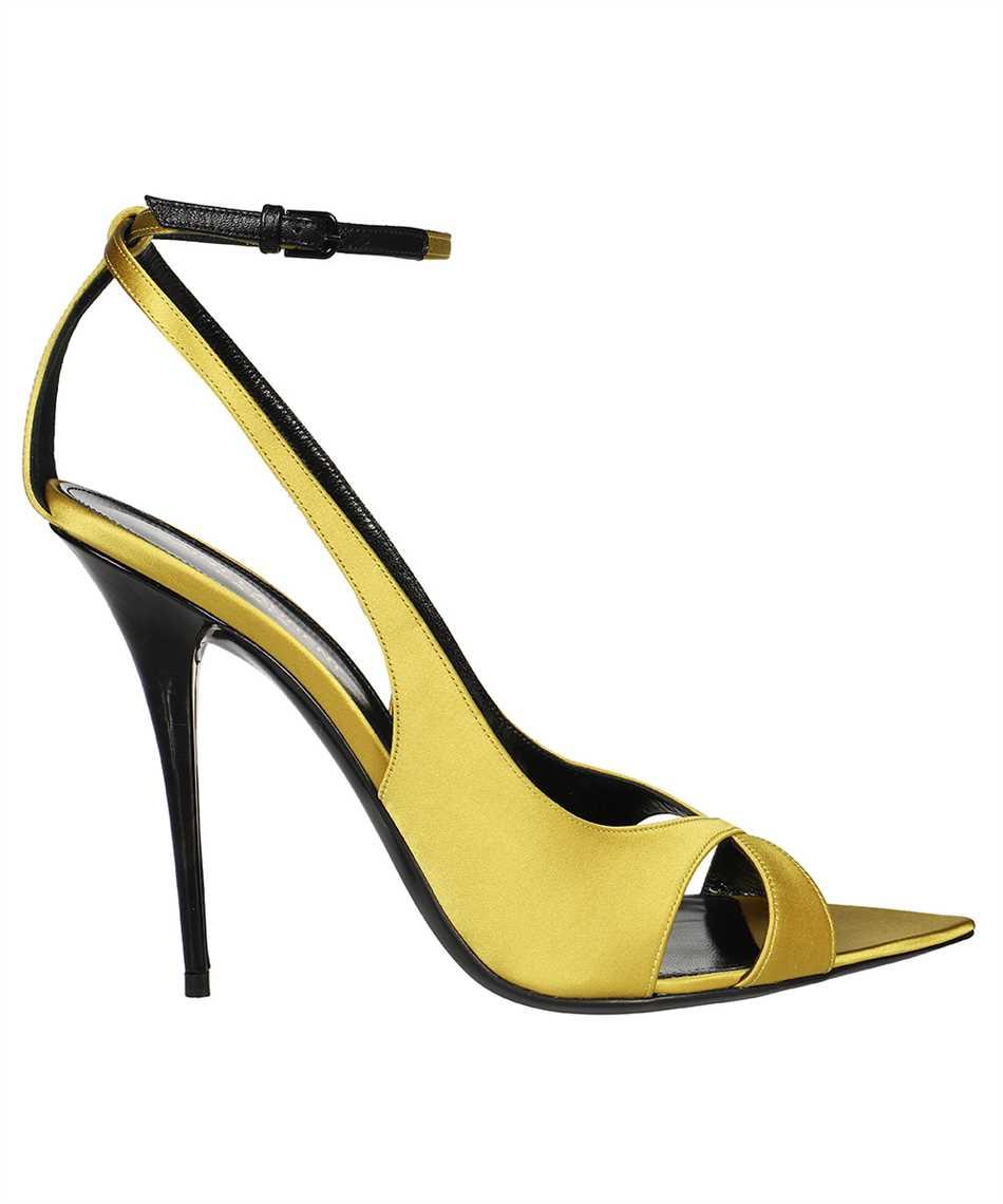 Saint Laurent 656838 2WH00 TOPSI Sandals 1