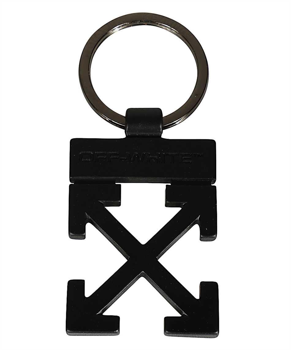 Off-White OMZG021R20253001 ARROW Schlüsselring 1