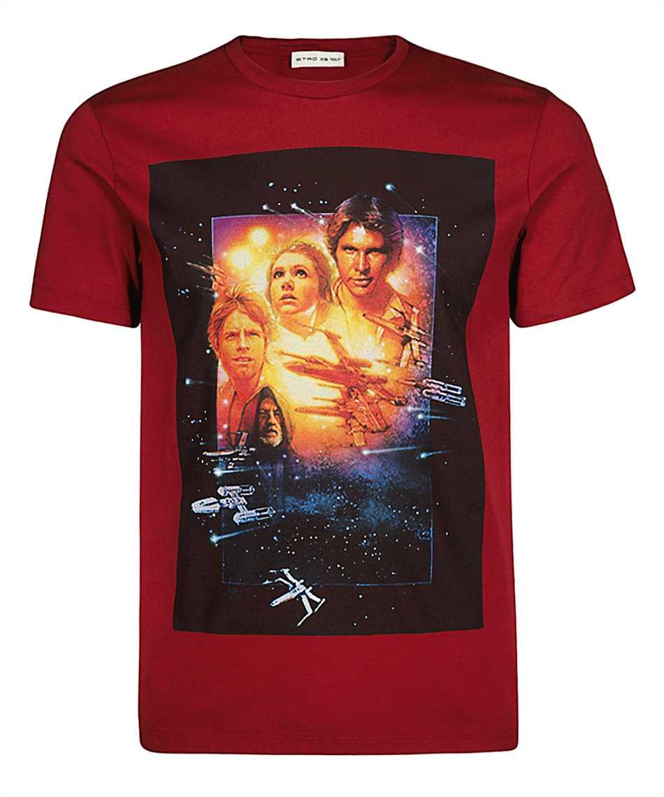Etro 1Y020 9054 STAR WARS T-shirt 1